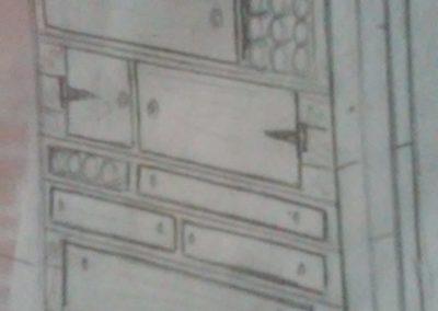 Idée de meuble haut