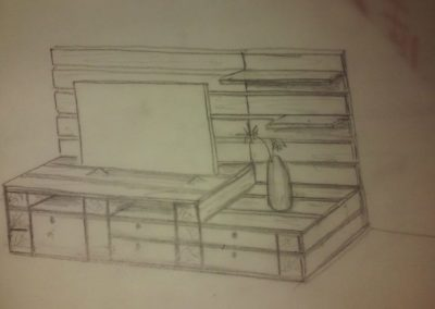 idée meuble tv