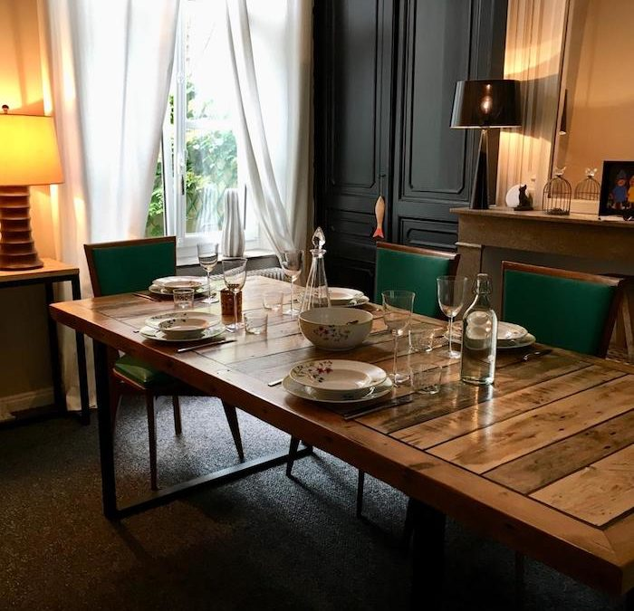 Table Eco-R vernie