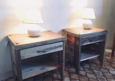 Tables de nuit
