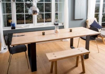 table eco responsable avec rallonge 2
