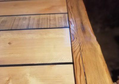meuble pour machine à café, plateau