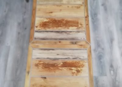 petite table basse, plateau