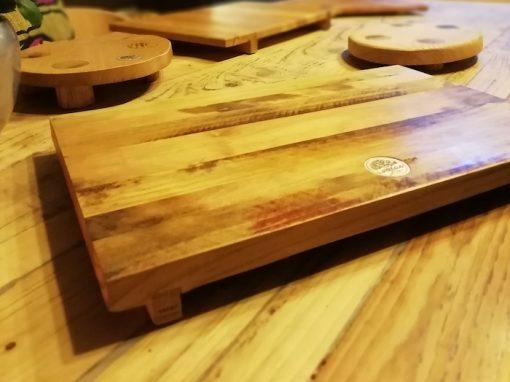 Dessous de plat en bois