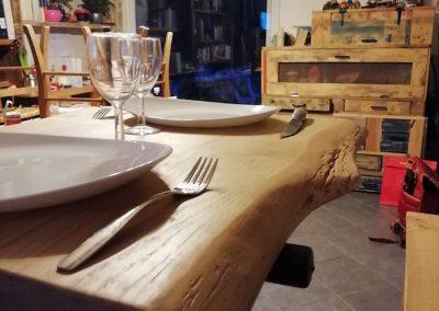 petite table bistrot,coté