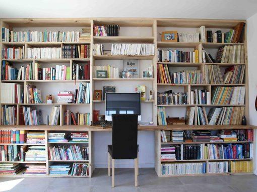 Bibliothèque – Bureau